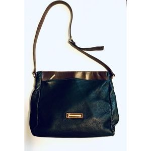 Columbian leather bag